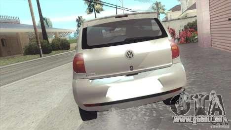 Volkswagen Fox 2013 für GTA San Andreas linke Ansicht