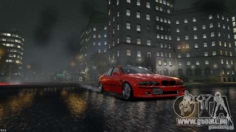 BMW M5 E39 BBC v1.0 für GTA 4 linke Ansicht