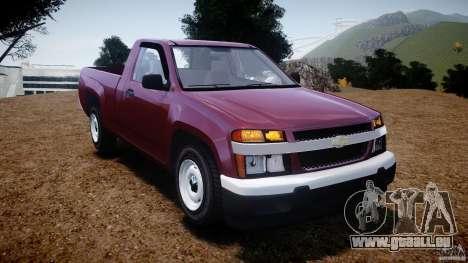 Chevrolet Colorado 2005 pour GTA 4