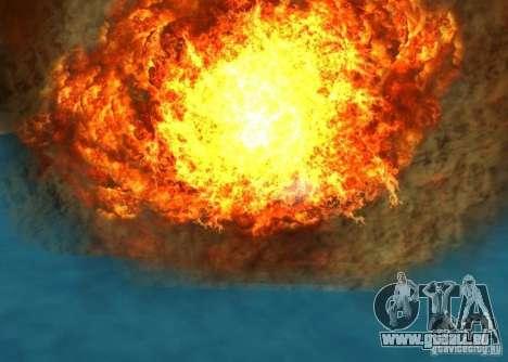 Neue Auswirkungen von Explosionen für GTA San Andreas neunten Screenshot