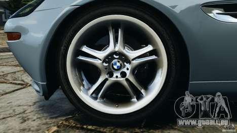BMW Z8 2000 pour GTA 4 est un côté