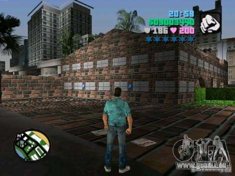 New Police pour GTA Vice City