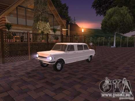ZAZ 968 m Limousine für GTA San Andreas