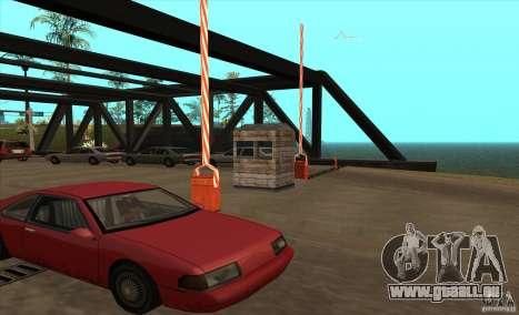 Itinéraire v1.0 pour GTA San Andreas