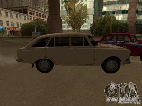 IZH-2125 408 pour GTA San Andreas laissé vue