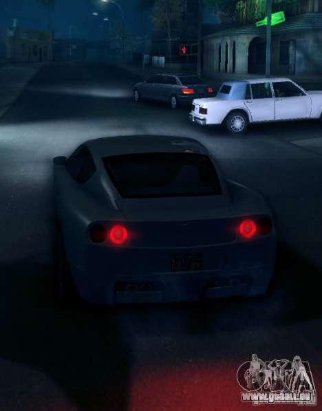 IVLM 2.0 TEST №5 pour GTA San Andreas