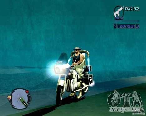 Not ENB für GTA San Andreas achten Screenshot