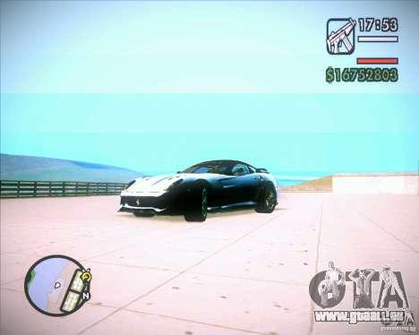 ENBSeries by Jack Nord für GTA San Andreas zweiten Screenshot