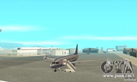 Airport Vehicle pour GTA San Andreas dixième écran