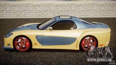 Mazda RX-7 Veilside v0.8 pour GTA 4 est une gauche