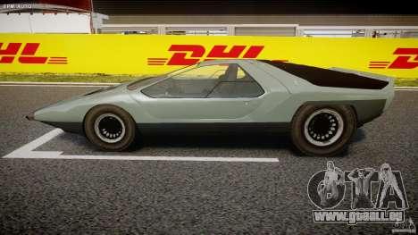 Alfa Romeo Carabo pour GTA 4 est une gauche