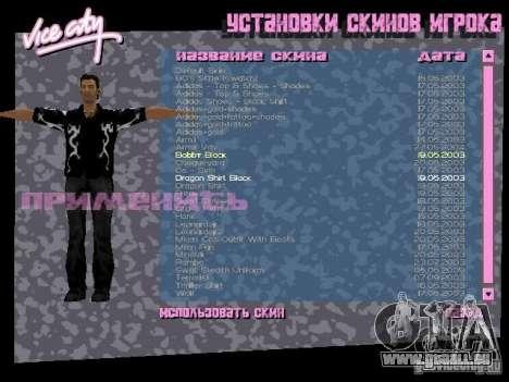 Pack von Skins für Tommy für GTA Vice City zehnten Screenshot