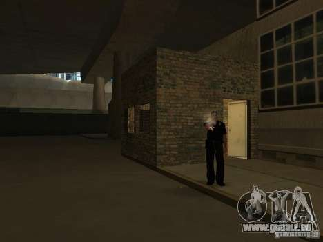 The Los Angeles Police Department für GTA San Andreas her Screenshot