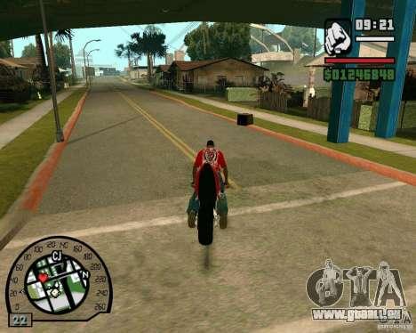 GTAIV NRG 900 RR pour GTA San Andreas vue de droite