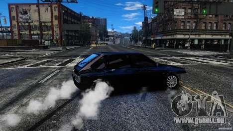 VAZ 2109 Drift Turbo für GTA 4 Seitenansicht