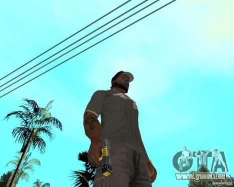 Taser für GTA San Andreas dritten Screenshot