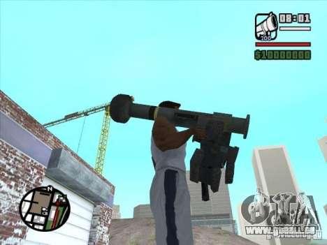 FGM-148 Dževlin pour GTA San Andreas