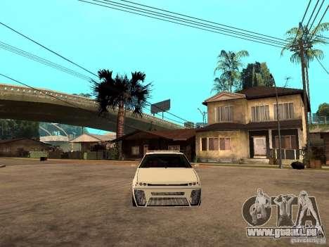VAZ 2108 Devil V.2 pour GTA San Andreas vue de droite