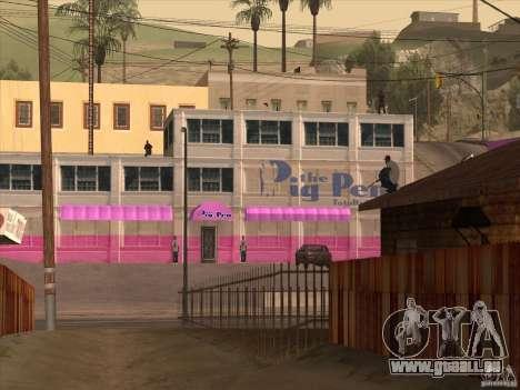 PigPen pour GTA San Andreas