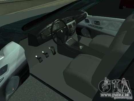 Renault Megane I pour GTA San Andreas sur la vue arrière gauche