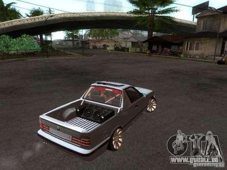 BMW E34 Pickup für GTA San Andreas rechten Ansicht