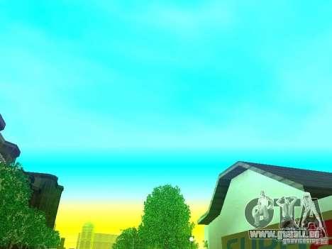 Nouveau Mod de couleur pour GTA San Andreas neuvième écran