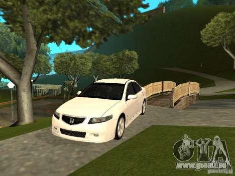 Honda Accord Type S 2003 pour GTA San Andreas