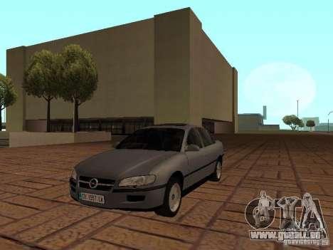 Opel Omega B 1998 v2 pour GTA San Andreas