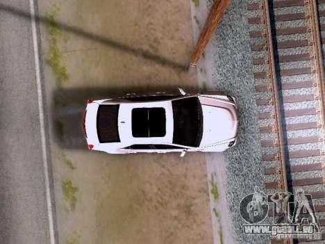 Cadillac CTS-V 2009 für GTA San Andreas Seitenansicht