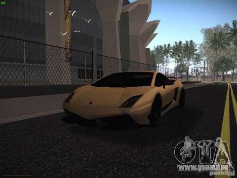 LiberrtySun Graphics ENB v2.0 für GTA San Andreas