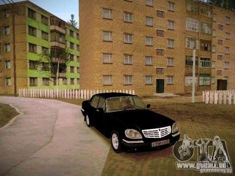 GAZ Volga 31105 S60 pour GTA San Andreas