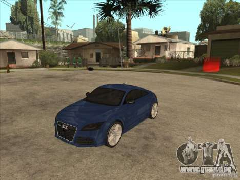Audi TT RS 2010 pour GTA San Andreas