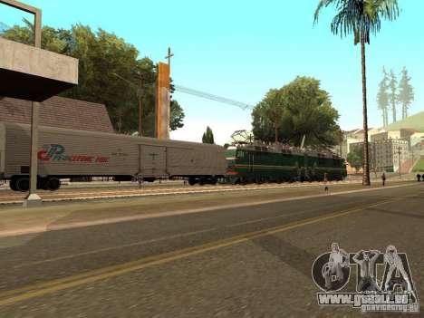 Vl80s-2532 pour GTA San Andreas laissé vue
