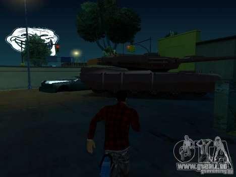 Véhicules neufs autour de l'État pour GTA San Andreas septième écran