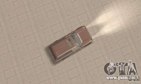 Range Rover Vogue 2004 pour GTA San Andreas vue de droite