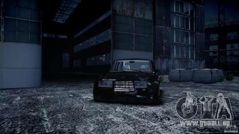 VAZ 2105 Drift für GTA 4 Rückansicht