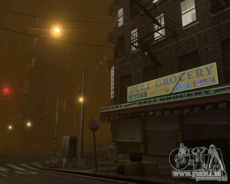 Reality IV ENB Beta WIP 1.0 für GTA 4 zwölften Screenshot