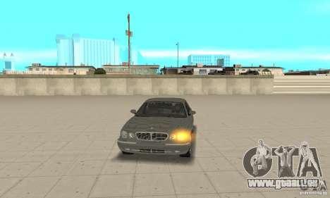 Universal Ecke Lichter für GTA San Andreas zweiten Screenshot