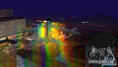 RainbowDash Hydra für GTA San Andreas linke Ansicht