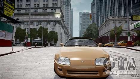 Realistic ENBSeries V1.2 pour GTA 4 troisième écran