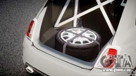 Fiat 500 Abarth pour le moteur de GTA 4