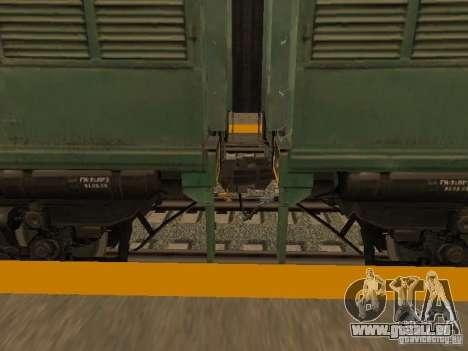 2te116 0013 pour GTA San Andreas vue de droite