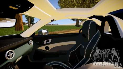 Mercedes-Benz SLK 2012 pour GTA 4 est un côté