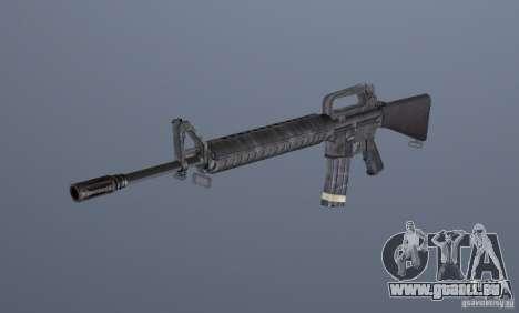 Grims weapon pack3 pour GTA San Andreas huitième écran