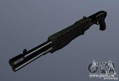 CS Guns Beta 1B für GTA San Andreas achten Screenshot
