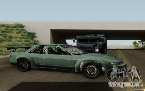 Nissan S13 Ben Sopra pour GTA San Andreas vue de droite