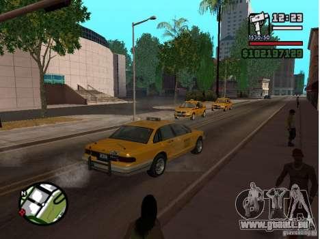 Project Oblivion 2007 pour GTA San Andreas troisième écran