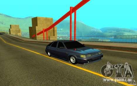VAZ-2112 pour GTA San Andreas