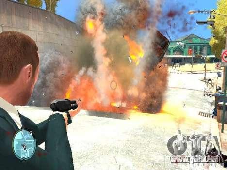 Real Explosions v2 FINAL für GTA 4 Sekunden Bildschirm