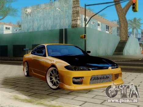 ENB v1.2 by TheFesya für GTA San Andreas zweiten Screenshot